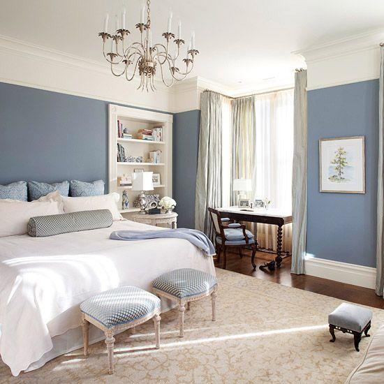 Beautiful Blue Bedrooms | Dreamy Bedrooms | Blue bedroom, Pastel