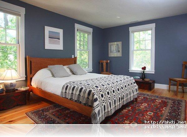 Grey blue bedroom color schemes centralazdining blue and grey