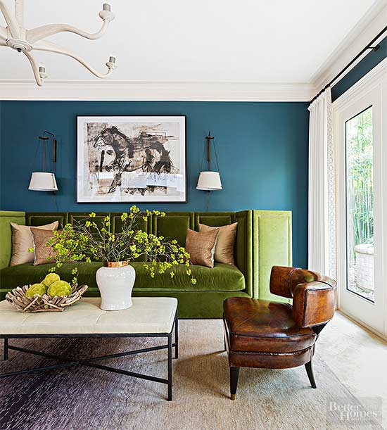 Teal Blue Paint Colors | Better Homes & Gardens