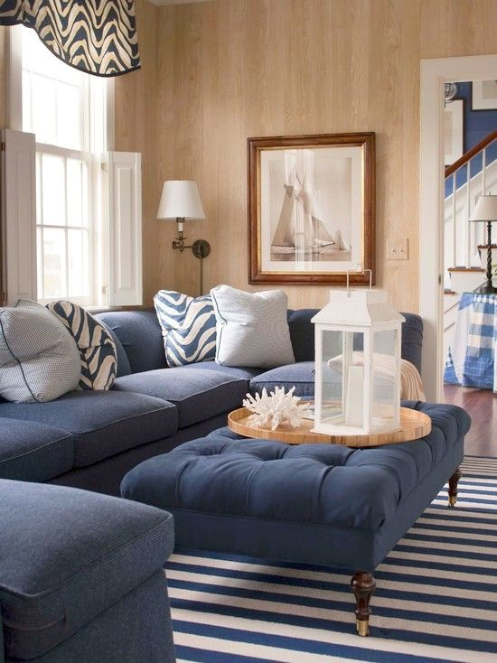 Blue Sofas For Living Room Ideas