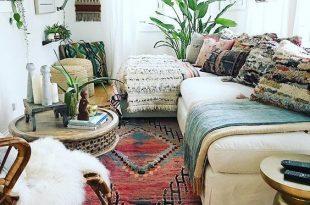 26 Bohemian Living Room Ideas | HOME | Bohemian living rooms, Home