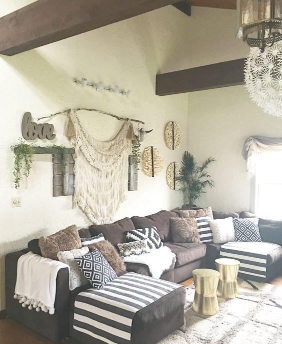 Bohemian Chic Living Room Makeover Beautiful 3777 Best Bohemian