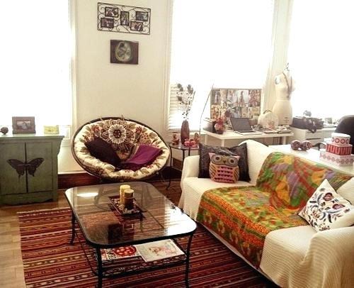 boho chic style living room u2013 scatalog.info