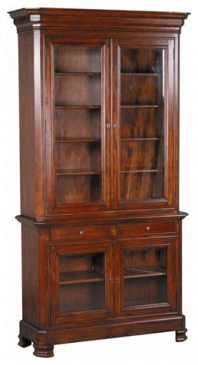 Bookcase With Glass Doors And Drawers Tall Foter Decorating Ideas 1