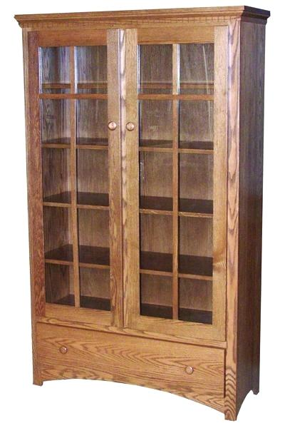 Bookcase With Drawer Bookcase Group W Doors And Drawers Bookcase