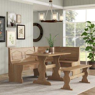 Small Breakfast Nook Table | Wayfair