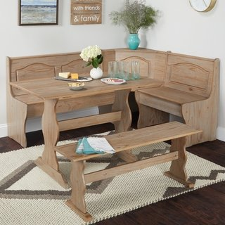 Buy Breakfast Nook Kitchen & Dining Room Sets Online at Overstock