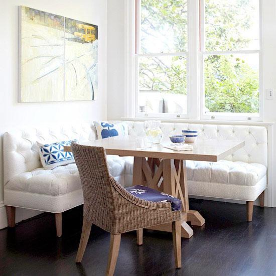 Breakfast Nooks: Design Tips and Inspiration