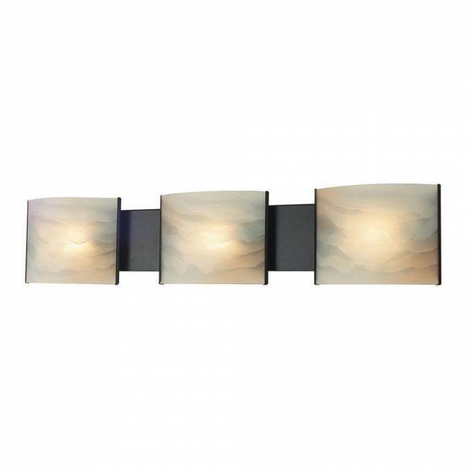 Bathroom: Amusing Oil Rubbed Bronze Bathroom Light Fixtures Your