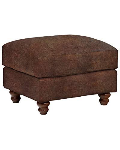 Leather Ottoman Coffee Table: Amazon.com