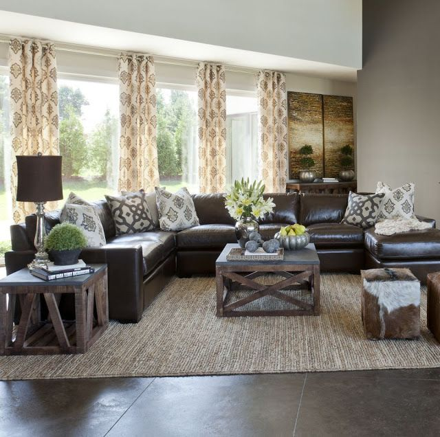 10 Creative Methods to Decorate Along with Brown | Future Home Ideas