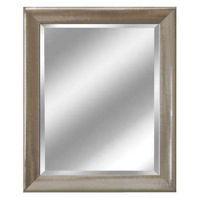 Nickel - Vanity Mirrors - Bathroom Mirrors - The Home Depot
