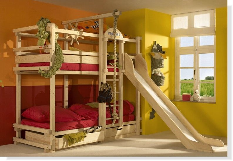 Top 10 Bunk Beds | Room Ideas for the Kiddos | Bunk beds boys, Bunk