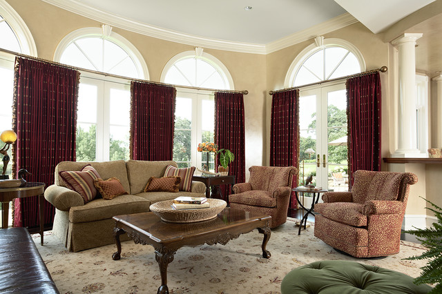 Bearpath Remodel - Traditional - Family Room - Minneapolis - by mint