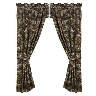 Camouflage Curtains & Drapes You'll Love | Wayfair