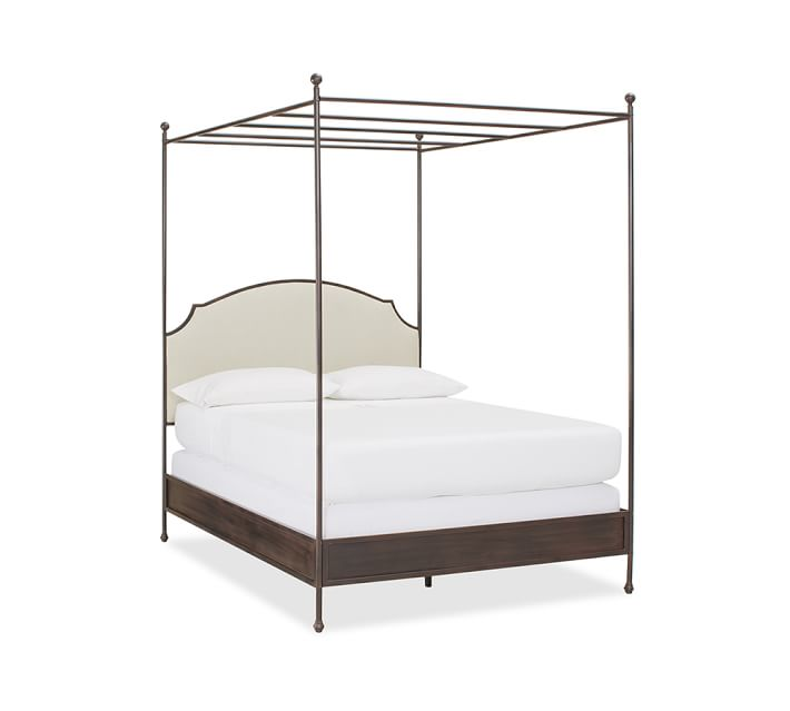Aberdeen Canopy Bed | Pottery Barn