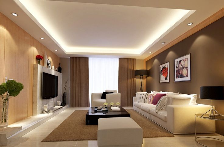 Living Room Lighting Ideas Pictures | Interiors | Ceiling design