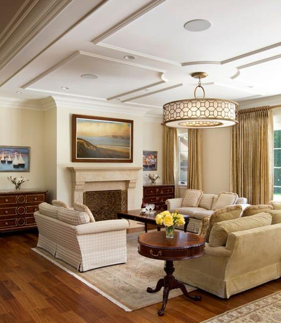 Vintage and Modern Ideas for Spectacular Ceiling Designs