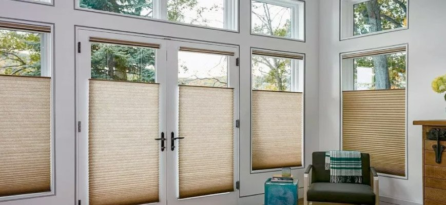 Cellular Shades for Sliding Glass Doors: Centre of Attraction