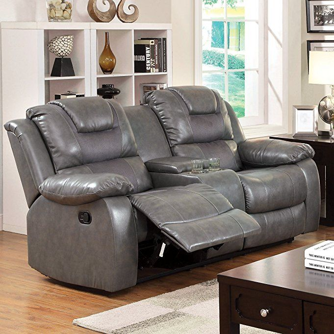 2-Recliner Love Seat Chair And A Half Rocker Recliner California
