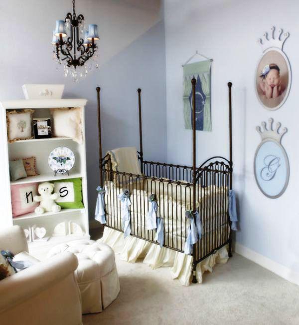 Newborn Baby Room Nursery Chandelier : Nursery Ideas - Nursery
