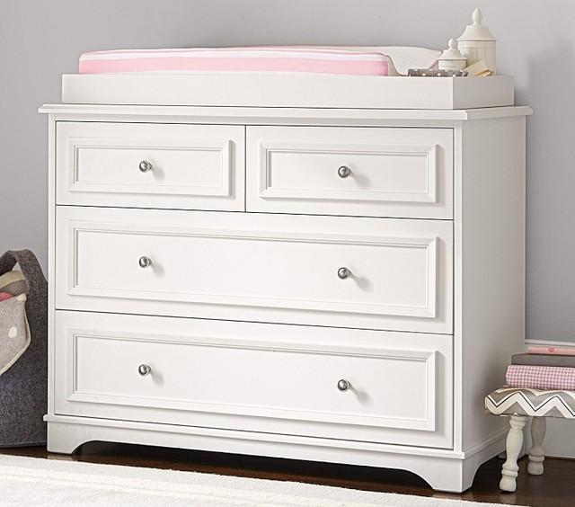 Fillmore Dresser & Changing Table Topper - Nursery - San Francisco