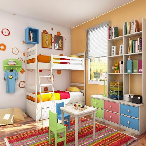 Children Bedroom Design in India