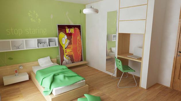 20 Vibrant and Lively Kids Bedroom Designs | Home Design Lover