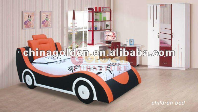 Children Car Bed Design