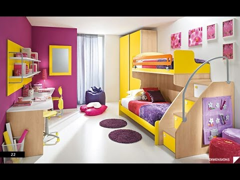 Kids Room Designs| 20 Exclusive Kids Room Design Ideas -for girl and