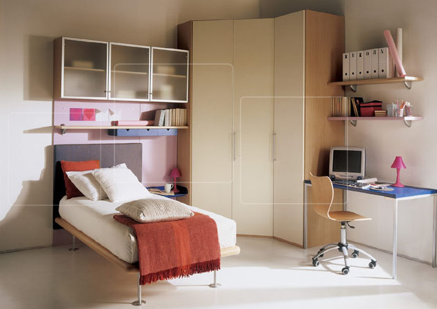 Give luxurious touch to your children bedroom cupboard designs