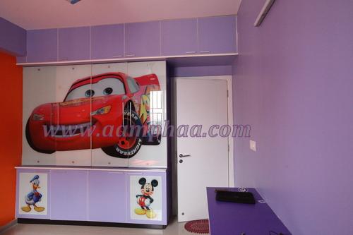 Kids Wardrobe Design In India | simple small house design