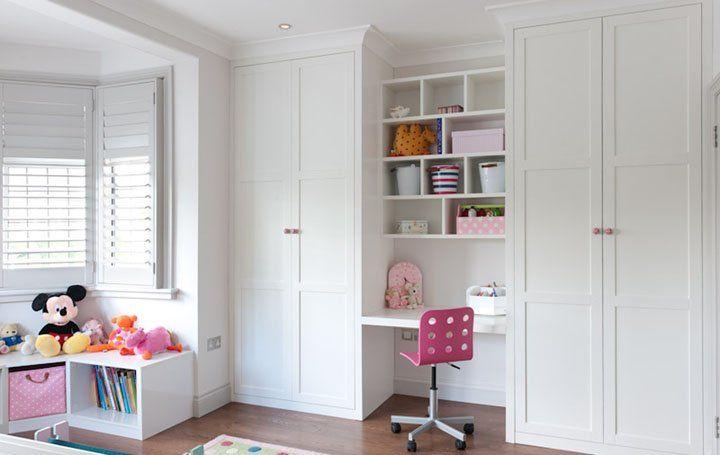 Children Bedroom Cupboard Designs