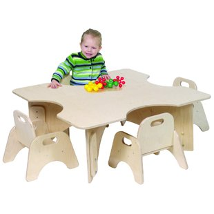 Infant Table And Chair | Wayfair