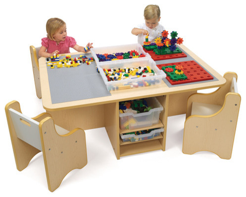 Childrens Activity Table 70 Childrens Table With Storage Kids Tables