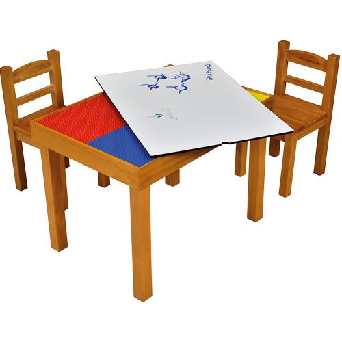 Multi Activity Play Table & Chairs Set