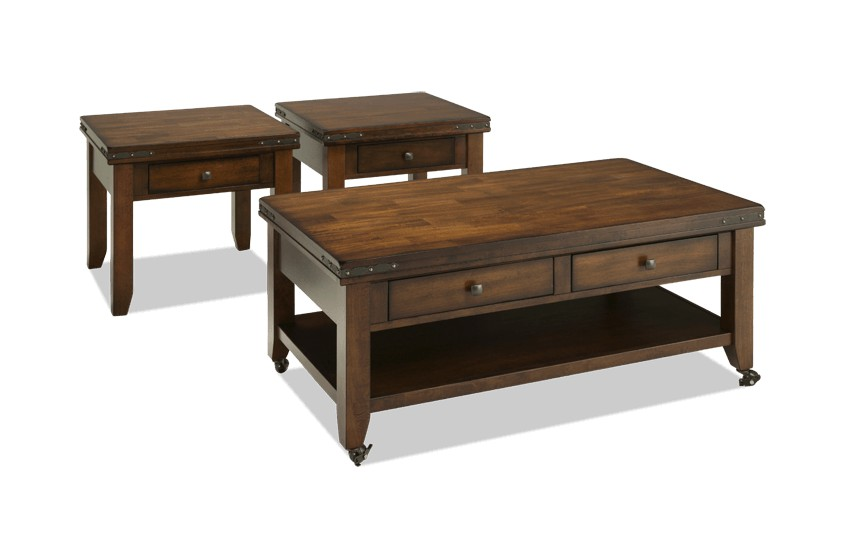 Enormous Coffee Table Set | Bobs.com