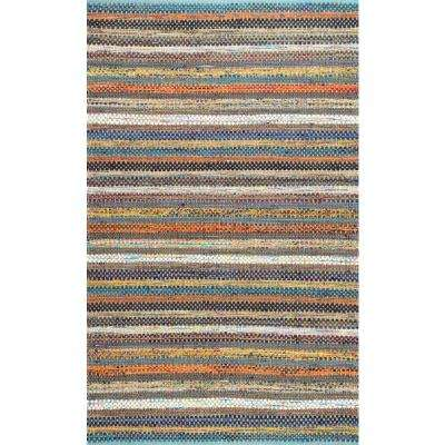 Transitional - Multi-Colored - Cotton - Area Rugs - Rugs - The Home