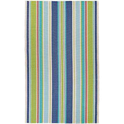 Couristan - Multi-Colored - Cotton - Area Rugs - Rugs - The Home Depot