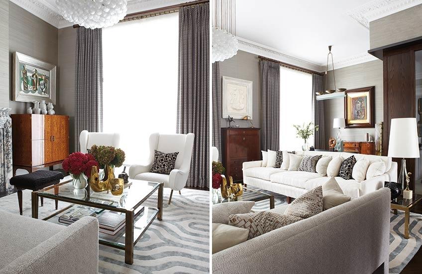 12 Living Room Colour Schemes & Combination Ideas | LuxDeco.com