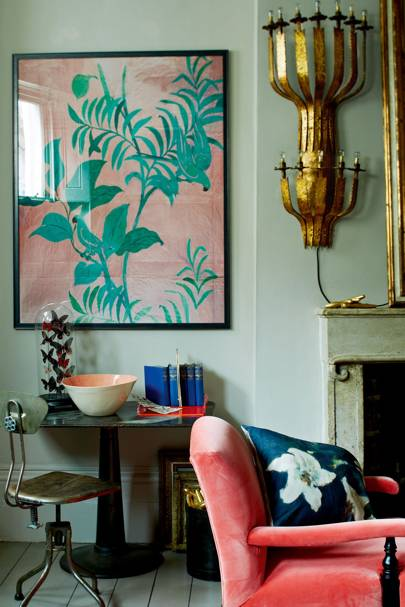 Colour Combination - Living Room Design Ideas & Pictures