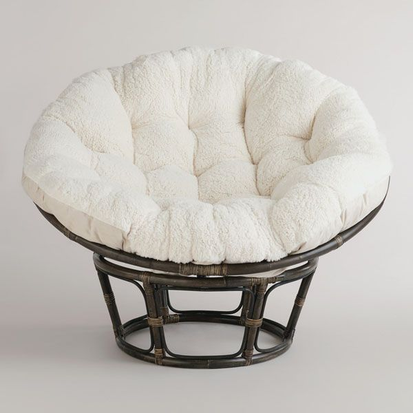 Reviving and Reinventing the Comfortable Papasan Chair | Home Decor