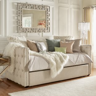 Full Trundle Daybeds You'll Love | Wayfair