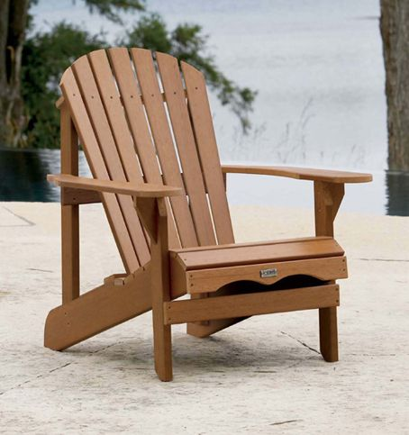 Adirondack Chair, loves these type of chairs, comfortable and