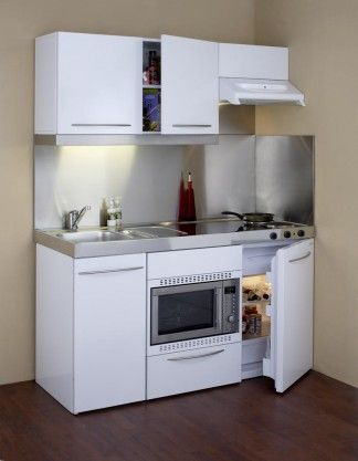 Guide For Selecting The Best Compact Kitchen Units | Exploit small