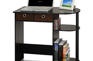 Amazon.com: Computer Desk for Small Spaces Home Study Writing Laptop
