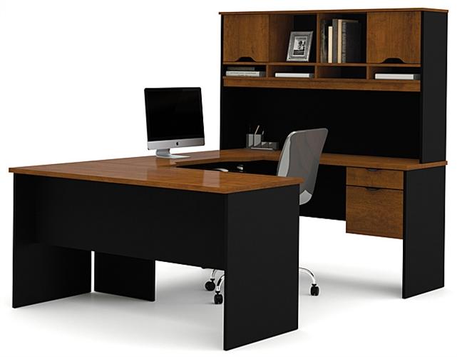 92850 - Innova U-Shape Computer Workstation / Computer Desk - Bestar