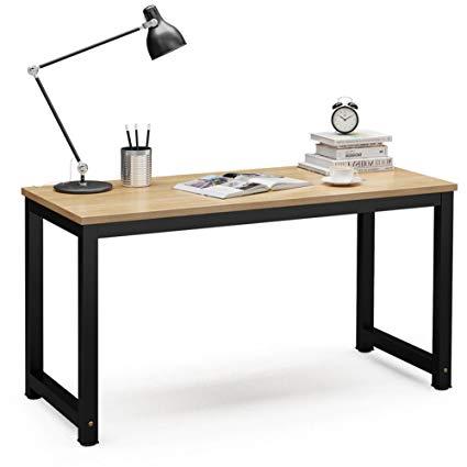 Amazon.com : Tribesigns Computer Desk, 55