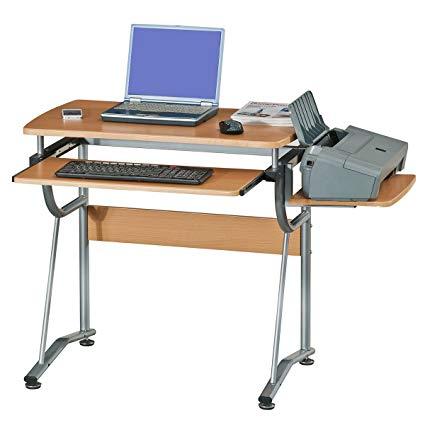 Amazon.com: Ergonomic Compact Computer Desk Workstation: Kitchen
