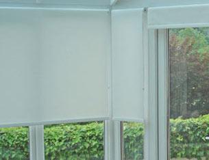 Roller conservatory blind